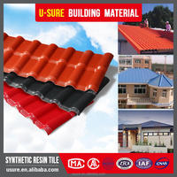 Heat resistant panels high effective concrete roofing tile manufacturers