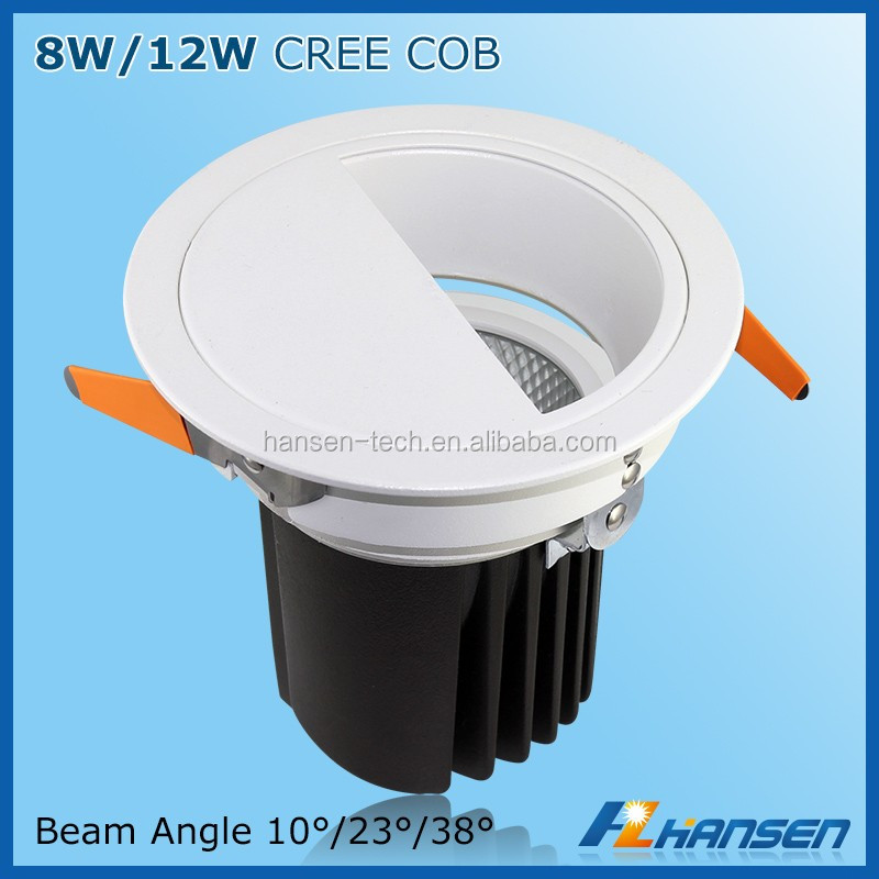 led commercial ceiling lights 3w 4w 5w 7w