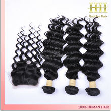 European hair extension dropship deep wave fast shipping cheap hair extension