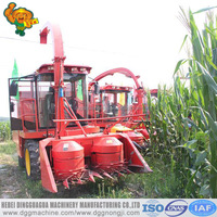 4QZ-1800 self-propelled corn forage harvester/hay chopping machine