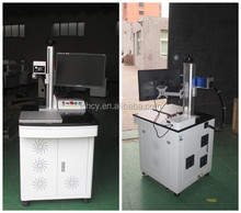Trade assurance supported 20w fiber laser marking machine for paintball gun engraving