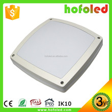 High quality square ceiling surface mount 12v led light