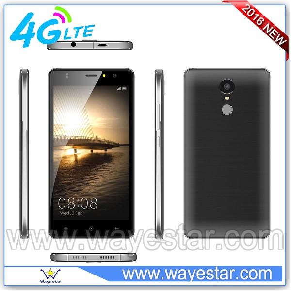 Wholesale 2017 16g 5.5 inch 4g mobile <strong>phone</strong> with Android 6.0