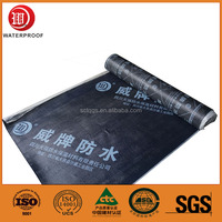 lowes rubber membrane roofing bitumen based foundation waterproofing sheets
