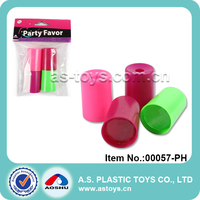 promotional OEM plastic mini kaleidoscopes toy for party