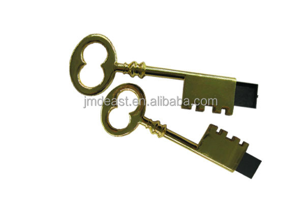 Promotional key shape usb flash drive 32gb made in China