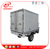 China 200cc Three Wheel Refrigerator Truck/Refrigerator Cooling Box Cargo Motor Tricycle
