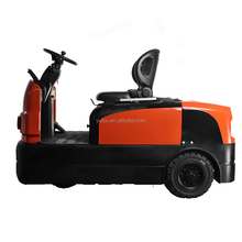 Hot sale 6.0T Electric car tractor QDD60T for transporting lugguages at airport