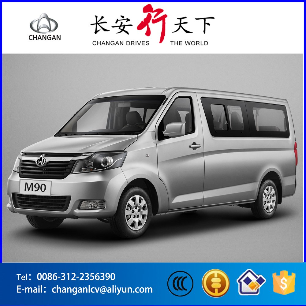 China large space gasoline good quality mini van