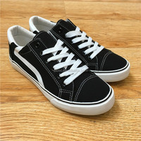 2017 Boys Kids Students Childrens Classic Sport School Brand Canvas Running Shoes