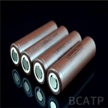 popular high amp 18650 battery cells LG HG2 3000mah 20amp better than VTC5 18650 accumulator battery