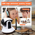 High definition CMOS Sensor and PTZ camera alarm system GSM+WIFI function wireless hidden camera