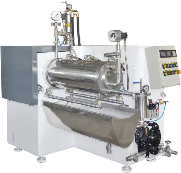 SJ putty mixing machine with double shafts