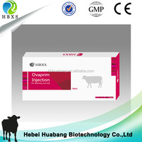 Hormone Ovulin Ovaprim Injection For Catfish Fish Farm