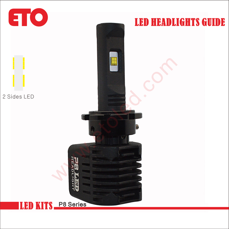 D4 4000lm High Power H1 Led Bulb <strong>L200</strong> Accessories Lamp Excavator H4 Led Bulbs For Fusion 2010 Tsuru A0101