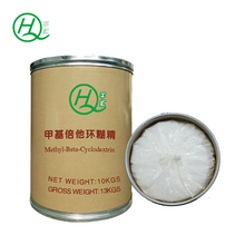 Hair color dye annexing agent, , Pharmaceutical/Food/Chemical grade ---- Methyl-Beta-Cyclodextrin , 128446-36-6