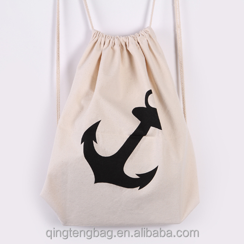 wholesale canvas drawstring travel bag