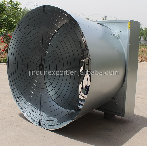 Types Of Industrial Fans : Butterfly type industrial wall mounted exhaust fan for cow
