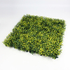 christmas decoration landscaping artificial ivy leaf fence hedges