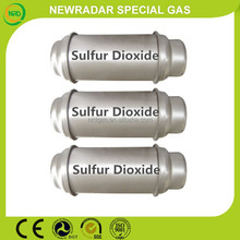High Purity 99.92% SO2 , Liquid Sulfur Dioxide