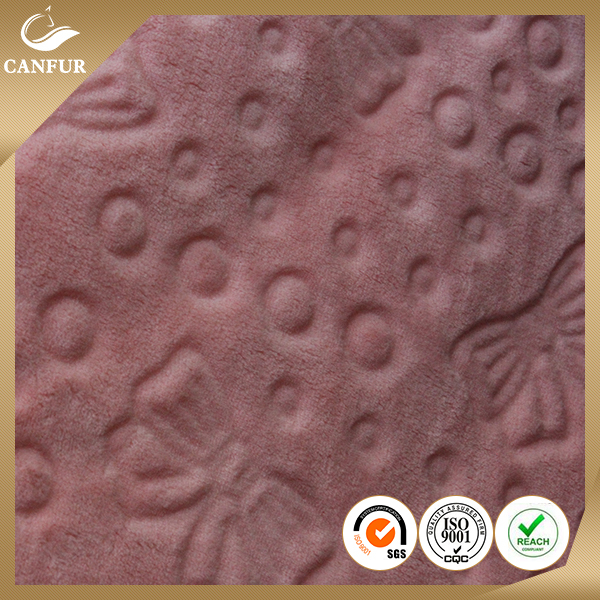 Hot sale 100 poly super soft coral fleece fabric