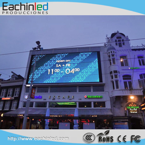 P10 big outdoor advertising screen