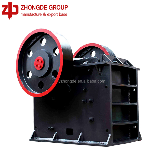 industrial hydraulics china jaw crusher