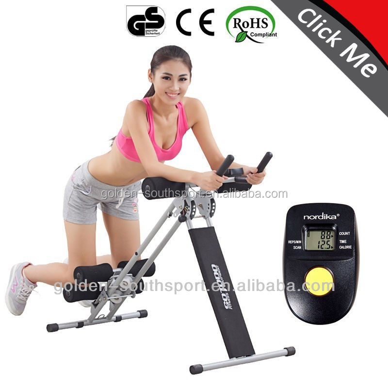 ab glider abdominal crunch machine exercise as seen on tv