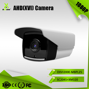 Chinese wholesale security CCTV bullet camera with 1080P and super low illumination on hot sale