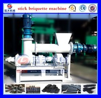 30 years Hot Sale And Best Choice Low Price Coal Stick Extruder Machine