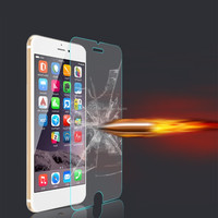 2015 Most Popular 9H Screen Protector,for iPhone 6 tempered glass screen protector transparency full clear,high clear