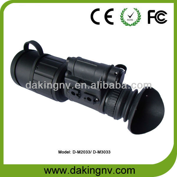 Gen 3 day and night thermal night vision monocular military hunting use