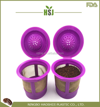 Durable service super quality k cup filling and sealing coffee filter