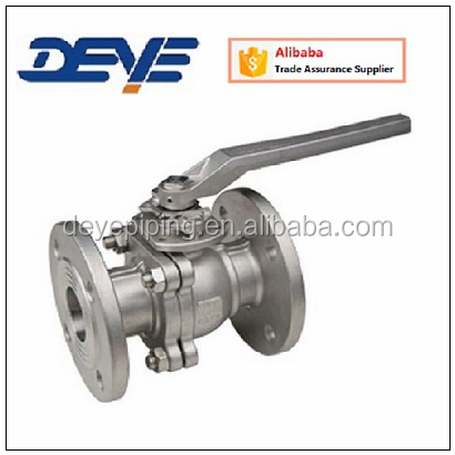 BALL VALVE FLANGED ENDS OIL GAS