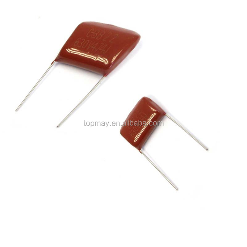 1000pf 50v 5% P=5mm polyester film non inductive capacitor TMCF02 50-600V