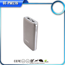 Hot sale Imitation leather power bank for all types mobile phone