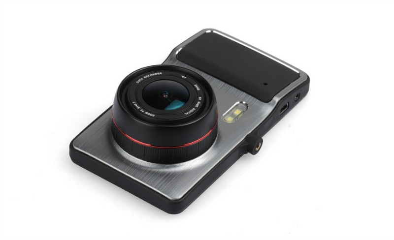 4.0 inch godzillionaire definition HMDI hd h.264 car dvr factory with dual camera