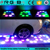 Make 60x60cm Acrylic economical flower led portable dance floor
