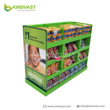 Supermarket high quality instant noodles pallet display