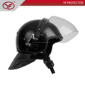 Police Riot Control Helmet Anti Riot Helmet with visor for equipment