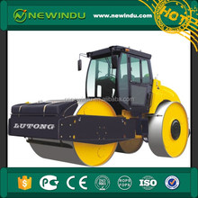 8 ton Lutong vibratory double drum static Road Roller 2YJ6*8