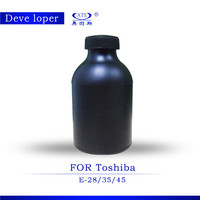 For Toshiba E45 developer powder uesd copier Made in China