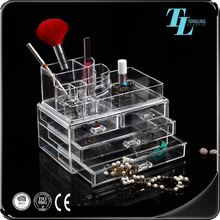 Hot selling popular model cheap wholesale acrylic perfume organizer