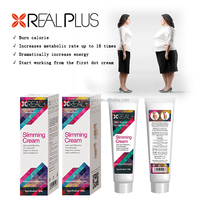 Lose weight Real Plus slimming cream best anti cellulite treatment