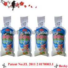 congo milk pouch filling sealing and packing machine