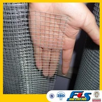 SUS 304 3/8 inch stainless steel welded wire mesh