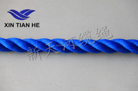 Factory price 30mm nylon monofilament rope for tug boats