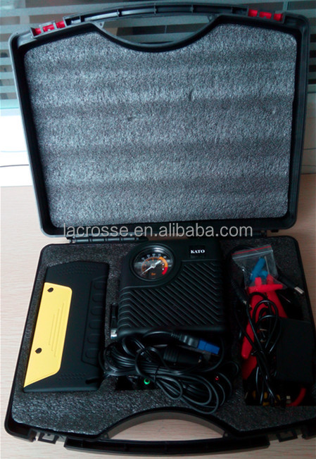 Car Emergency chatger Batterypower bank Car Jump Starter