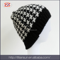 Dress decoration Women Ladies Spring Winter Funny Knitted Hat