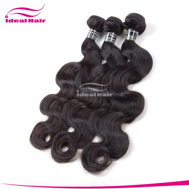 indian hair wavy , body wave